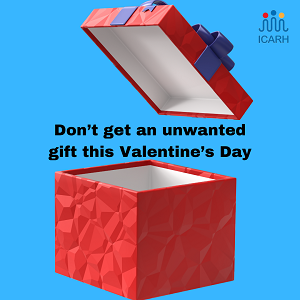 Don't get an unwanted gift this Valentine's Day